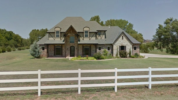 The Oklahoman reports that Dan and Sharla Bradley listed the more than 4,000-square-foot home on Friday.