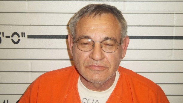 UNDATED: This booking photo provided by the Oklahoma State Bureau of Investigation shows Grover Prewitt.