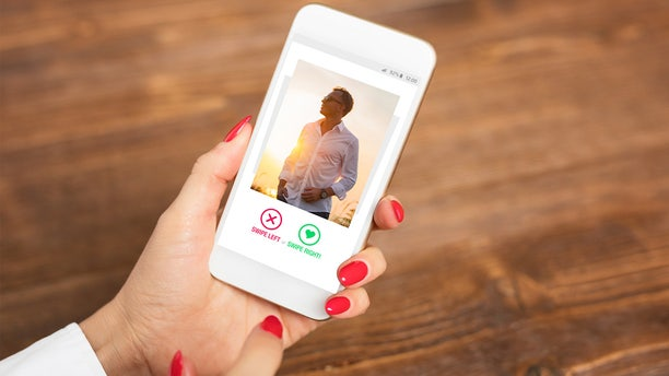 Tinder users are reportedly searching for love through the worst of the storm.