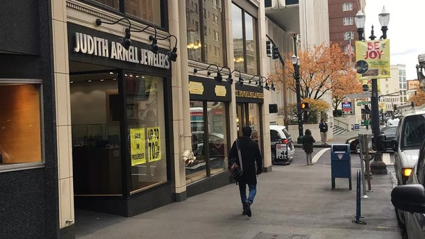 Businesses in Portland are beginning to consider pulling out of the city due to the homeless population.