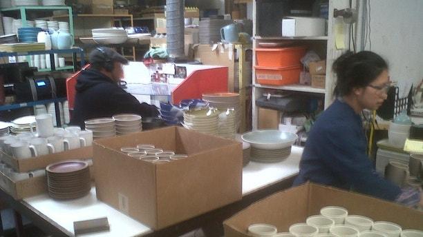 Inside Heath Ceramics