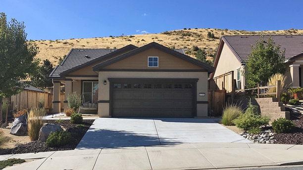 Oct. 4, 2017: Stephen Paddock's home in Reno, Nev.