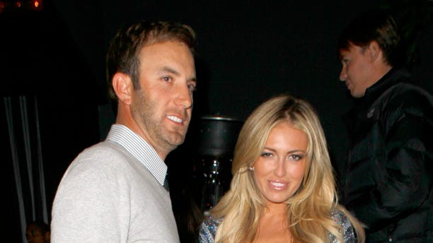A woman who was reportedly involved in Dustin Johnson and Paulina Gretzky's latest drama has spoken out and denied meeting the couple.