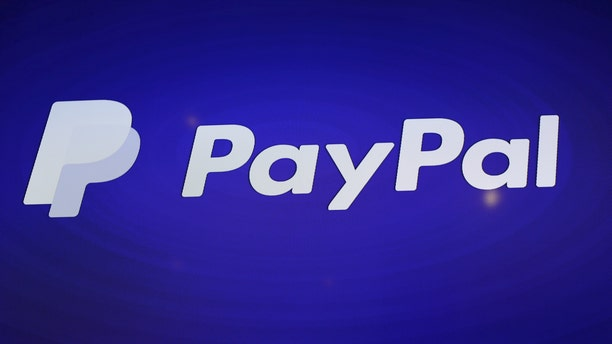 File photo: The PayPal logo is seen during an event at Terra Gallery in San Francisco, California May 21, 2015. (REUTERS/Robert Galbraith)