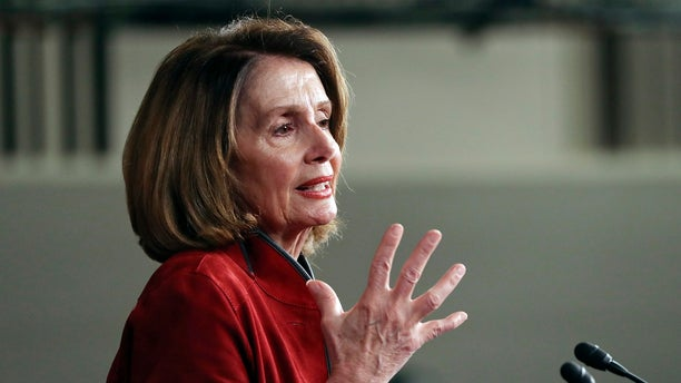"""House Democratic Leader Nancy Pelosi faulted GOP """"incompetence"""" as second government shutdown looms."""