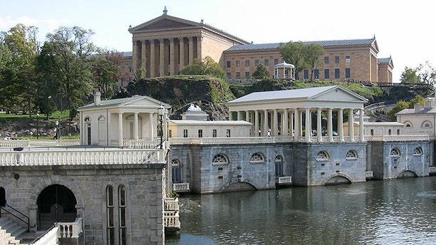 Philadelphia Museum of Art and Fairmount Water Works (Photo: Josh McIlvain)