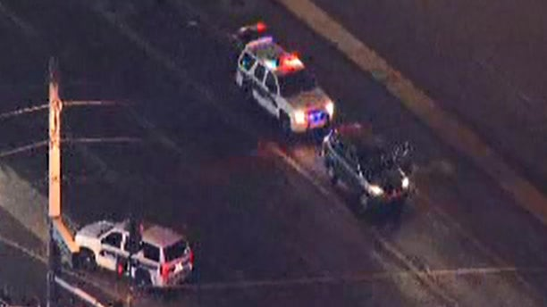 A Phoenix police officer was critically injured in a shooting Thursday, authorities said.