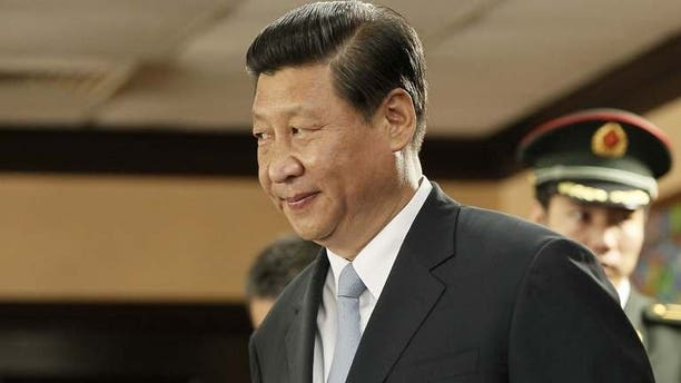 """Chinese President Xi Jinping in San Jose, on June 3, 2013. Xi is to launch a """"thorough clean-up"""" of the ruling Communist Party, state media reported Tuesday, the latest strongly-worded anti-corruption drive to be enacted by China's new leader."""