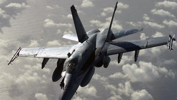 """A total of 30 F/A-18C Hornets recovered from the """"boneyard"""" will be modified to a current """"C+"""" standard under a contract with Boeing and the USMC signed in 2014."""