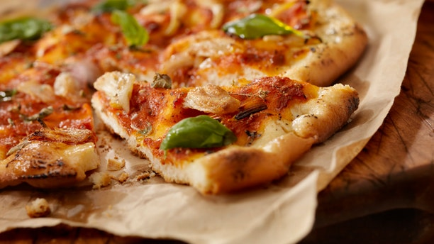 Dietitian Chelsey Amer claimed that since cereal and a slice of pizza have roughly the same amount of calories, the pizza has more protein, and is sometimes more nutritious.