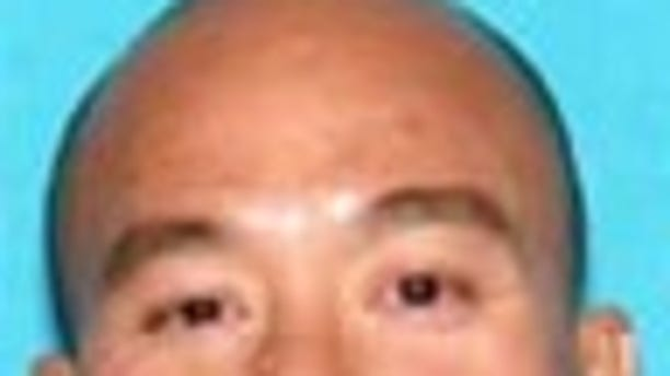 Philip Patrick Policarpio, 39, was arrested by agents with the U.S. Customs Border Protection on May 29, 2016.
