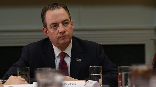 Reince Priebus, the former RNC head, was out as Trump's chief of staff in July.