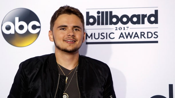 Prince Jackson has some harsh words for critics of his late grandfather Joe Jackson.