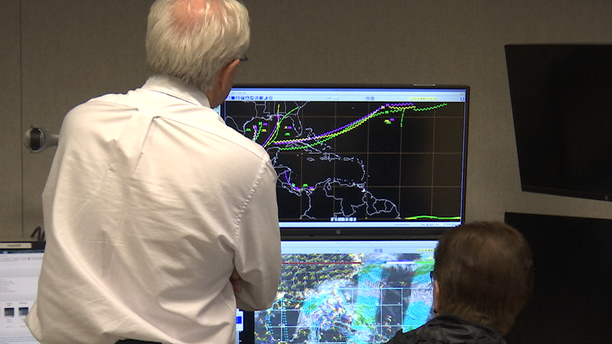 """""""We've made a lot of improvements in track forecasting...but we still have a long way to go,"""" said NHC Hurricane Specialist Dan Brown."""
