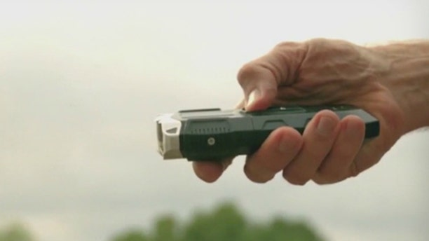Police officers are testing a new type of restraint technology in Illinois.