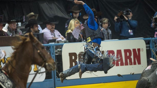 The Wrights are billed as rodeo's most famous family, with brothers Jake, Jesse, Cody, Coburn and Ryder competing with each other since high school.