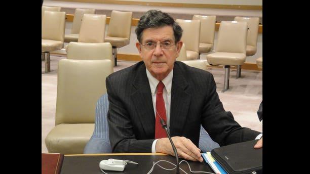 Gert Rosenthal, ex canciller bajo la presidencia de Óscar Berger (entre 2006-2008), y embajador ante la ONU (primero entre 1999-2004 y luego entre 2008 hasta la actualidad) habla con Fox News Latino sobre lo que supone estar en el organismo más poderoso de la organización.
