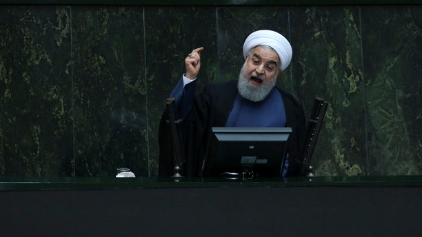 Rouhani failed to convince parliament on Tuesday that his plans will pull the country out of an economic nosedive worsened by America's withdrawal from the nuclear deal, further isolating his relatively moderate administration amid nationwide anger.
