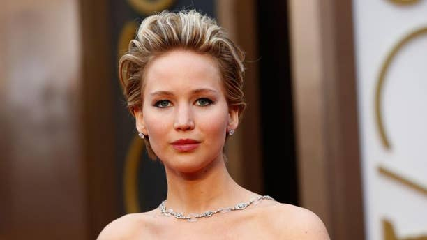 Jennifer Lawrence said she wants to throw a martini in Trump's face.