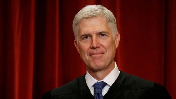 Justice Neil Gorsuch joined the Supreme Court in 2017.