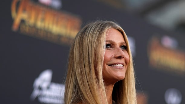 Actress and Goop founder Gwyneth Paltrow.