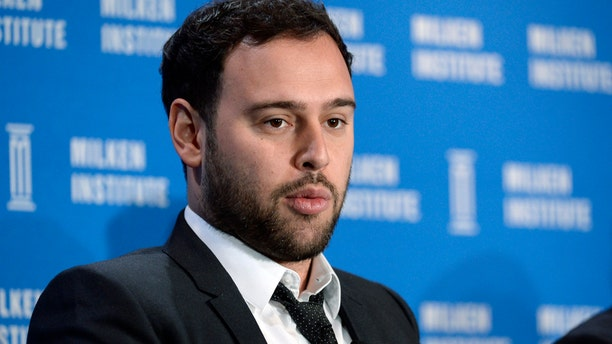 """Scott """"Scooter"""" Braun, founder of SB Projects, has been criticized by Swift after purchasing her former record label and the rights to her first six albums."""