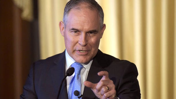EPA Chief Scott Pruitt has questioned the science behind climate change.