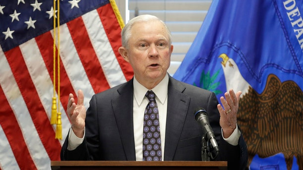 """Protecting criminal aliens from federal immigration authorities defies common sense and undermines the rule of law,"" said Attorney General Jeff Sessions."