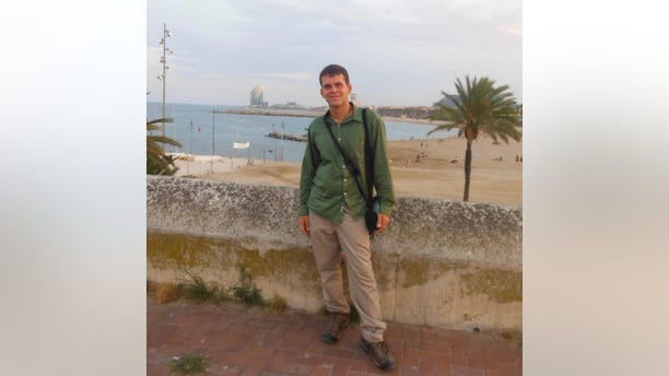 Seth Thomas, the USC medical student who died while hiking in Peru.