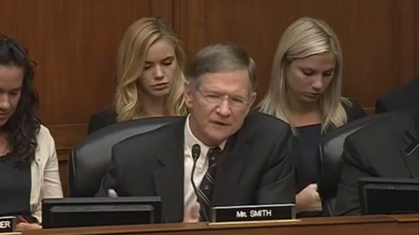 Smith, R-Texas, questioned the timing of the report.