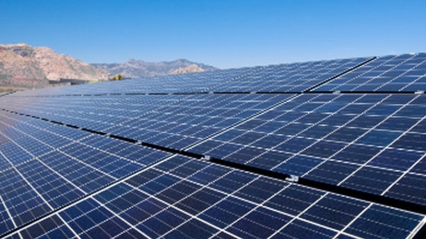 The original plan called for a solar plant that would have powered 179,000 homes. (SodaMountainSolar.com)