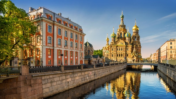 Saint Petersburg, Russia tops Cruise Critic's list of best cruising destinations.