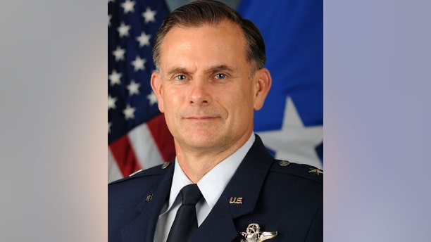 Air Force Brig. Gen. Robert Spalding.