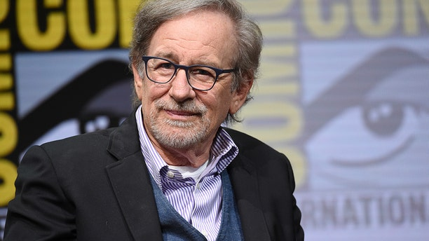 Steven Spielberg pictured in 2017.
