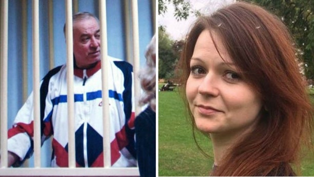Sergei Skripal and his daughter Yulia were poisoned with a nerve agent on Sunday.