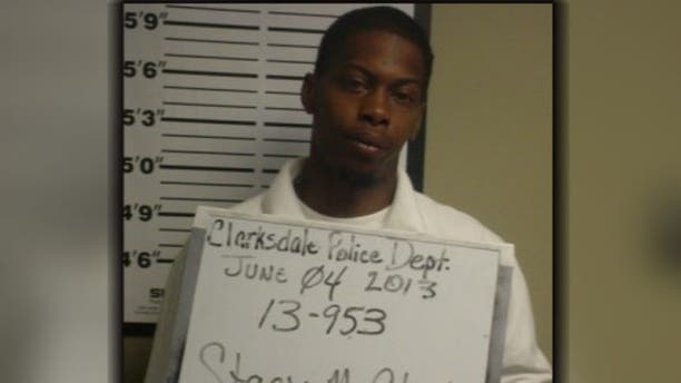 Stacy Clark was arrested after he allegedly beat Clarksdale dispatcher Barbara King.
