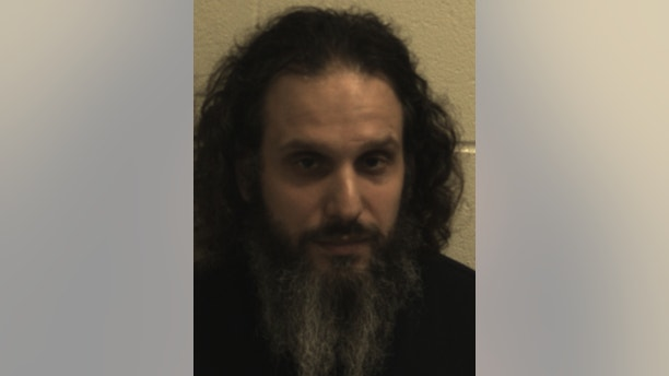 """Eric Stagno, 34, was allegedly caught working out naked in a Planet Fitness on Sunday. He told police he thought it was a """"judgment-free zone,"""" according to reports."""