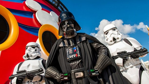 Disney Fantasy: Star Wars Day at Sea features a full day of Star Wars celebrations, including a deck party, meet-and-greets with favorite characters, Star Wars-themed youth activities, unique food and beverage offerings, and special merchandise.