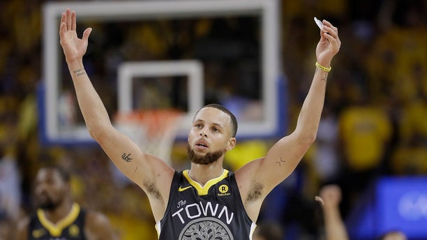 Stephen Curry agreed with LeBron James that the winner of the NBA Championship would most likely not want an invite to the White House.