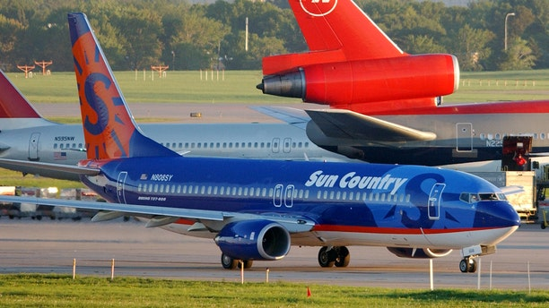 The Sun Country passengers scrambled to find other arrangements after the airline canceled the last of its flights from Los Cabos and Mazatlan for the entire season.