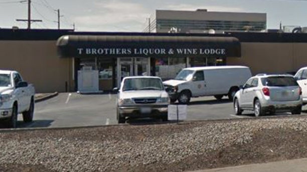 T Brothers Liquor and Wine Lodge in Olympia, Wash., is the only liquor store in the country that also has a private gun club in the back.
