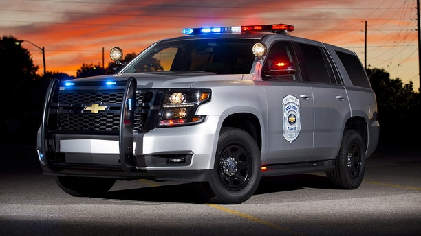 In 2015, the Tahoe police lineup will expand with the addition of an automatic 4WD pursuit vehicle to the existing 2WD pursuit and 4WD special service models.