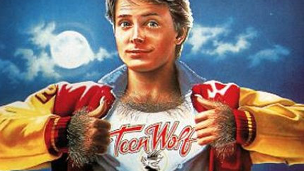 The original 1985 'Teen Wolf' movie poster. (Atlantic)