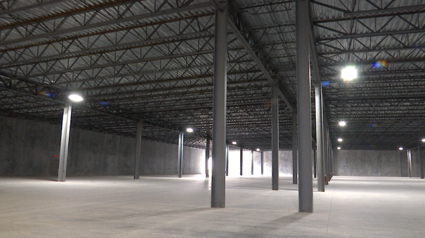 TMGcore plans to fill this 150,000 square foot facility with nearly 100 skids within the coming months. When completed, the operation will be capable of an 100 megawatt live power load.