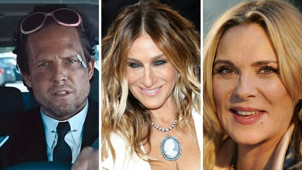 Dean Winters weighs in on the feud between Sarah Jessica Parker and Kim Cattrall.