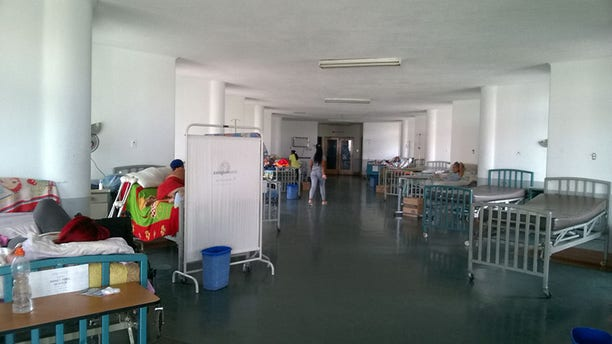 According to the most recent National Survey of Hospitals, 97 percent of services provided by hospitals are faulty.