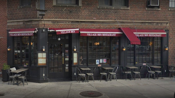Porowski's new restaurant, Village Den, will be housed in an old diner of the same name in New York City's West Village.