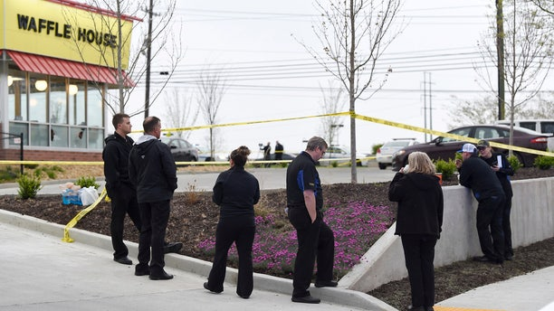 The motive of the shooting remains unclear.