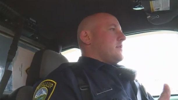 Puyallup Police Officer David LaSalata.