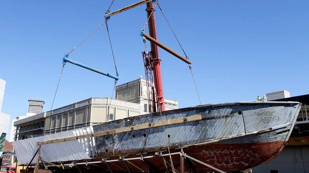 The National World War II Museum has nearly finished restoring a PT boat.